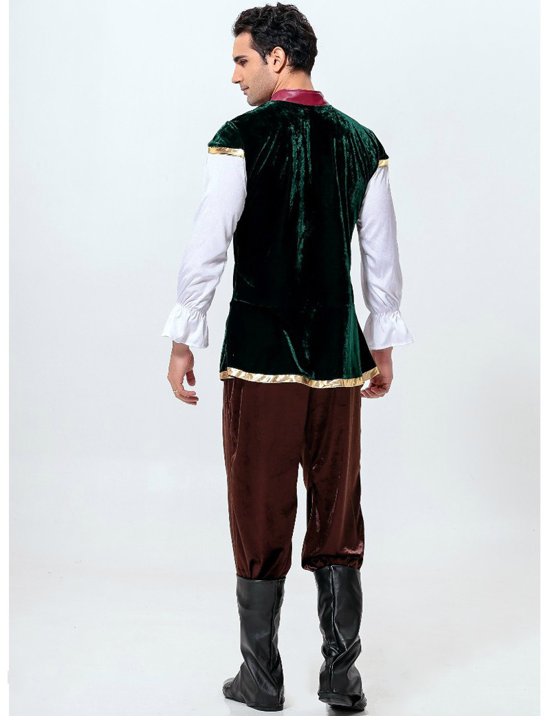 MOONIGHT Man Oktoberfest Costumes Octoberfest Bavarian Beer Party Clothes Adult Men Hot 1