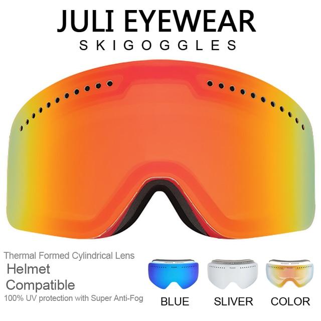 f886dad9e602 JULI Snow Goggles