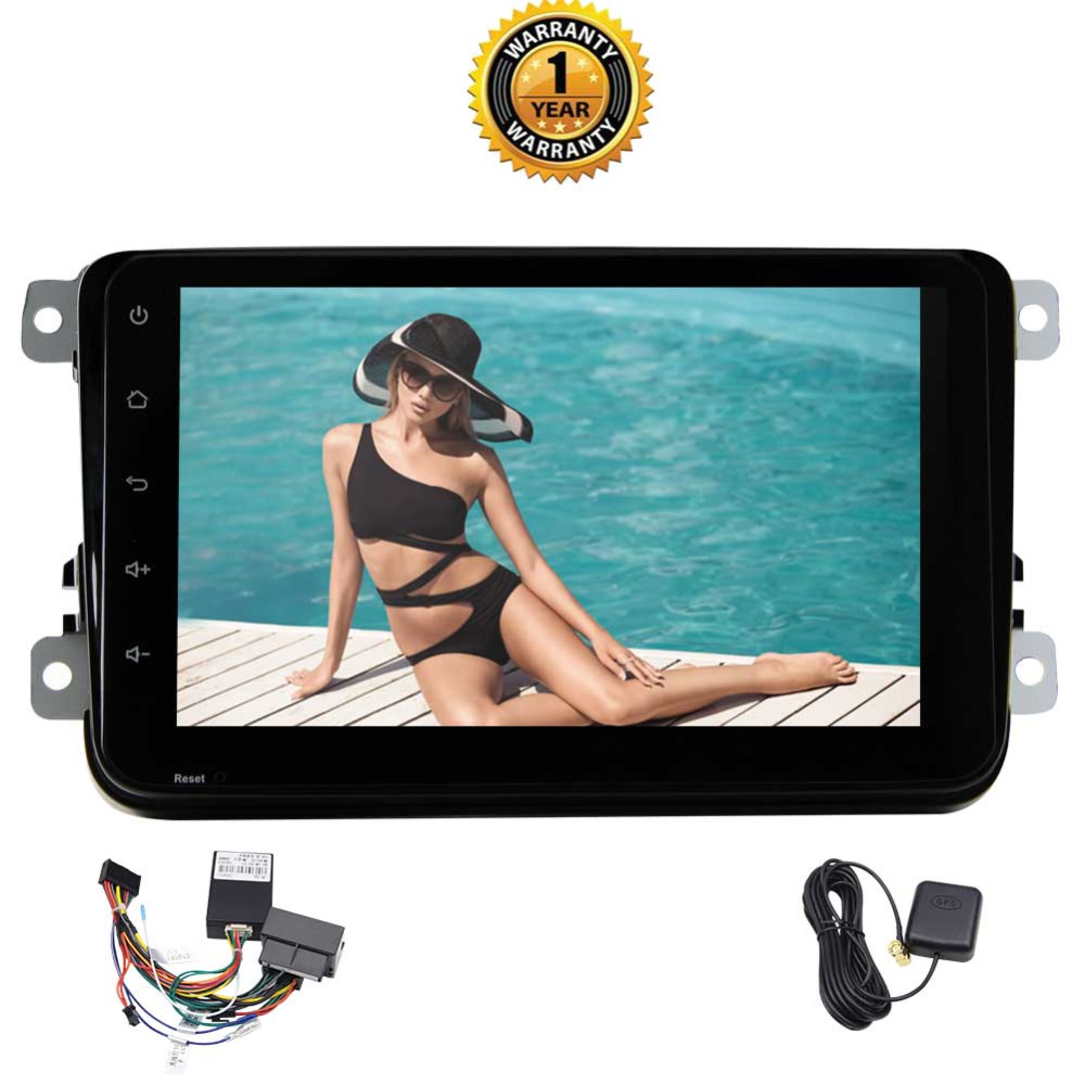 Eincar for Volkswagen Android 7 1 Octa core Headunit NO dvd player Double din GPS Navigation