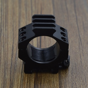 Image 2 - Alonefire MD3013 30mm Ring 21MM Rail Weaver Picatinny Airsoft Rifle Shot gun Tactical lights Laser Sight Scope Hunting Mounts