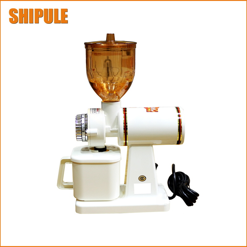 New 150W High Power Professional burr Coffee Grinder/coffee mill/Electric Beans Nuts Grinding Machine mdj d4072 professional commercial household coffee grinder high quality electric coffee machine advanced grinding 220v 150w 30g page 8