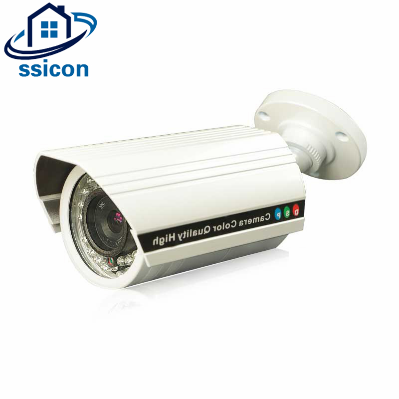 SSICON 2MP 4MP 2.8-12mm Varifocal Lens Outdoor Camera AHD Waterproof Metal Housing IR Distance 30M 4X Zoom Bullet Camera wistino cctv camera metal housing outdoor use waterproof bullet casing for ip camera hot sale white color cover case