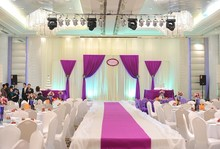 Deluxe Backdrop For Wedding, Wedding Backdrop ,Stage Backdrop