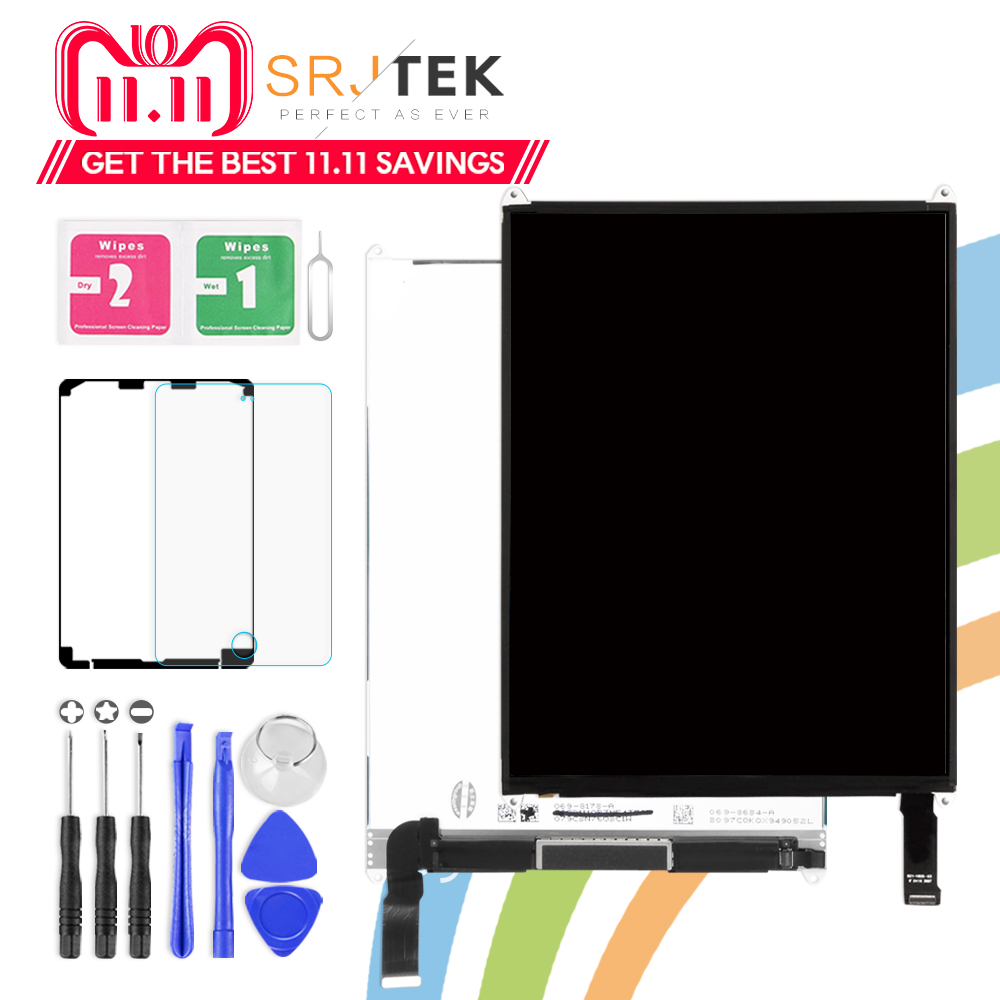 купить No Dead Pixel LCD For iPad Mini 1 mini1 A1432 A1454 A1455 LCD Display Matrix Screen Tablet PC Replacement Repair for iPad Mini по цене 2436 рублей