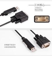 Computer peripheral USB2.0 to TTL5V serial converter d17