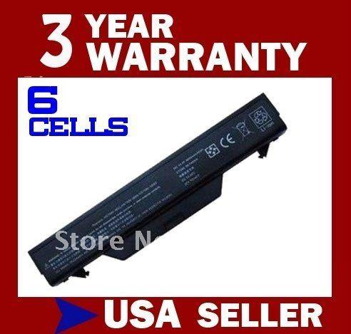 6 cell Battery for HP ProBook 535808-001 513130-321 NZ375AA HSTNN-IB89