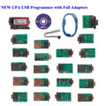 Nova Versão do Software V1.3 UPA USB V1.3 Programador com Adaptadores Completa UPA UPA-USB PROGRAMMER V1.3