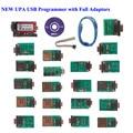 Nueva Versión de Software V1.3 UPA Programador USB con Full Adaptadores UPA-USB V1.3 UPA Programador V1.3