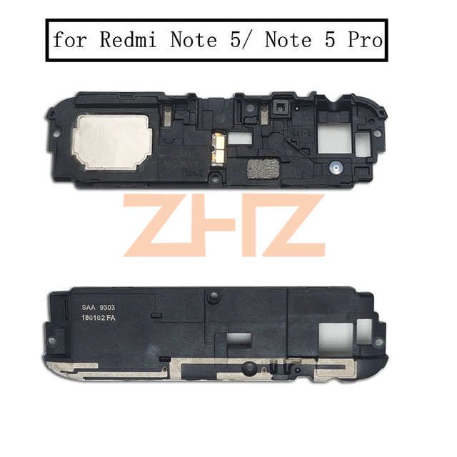 US $3 45 |LoudSpeaker for Xiaomi Redmi Note 5 Pro Buzzer Ringer Loud  Speaker Call Speaker Receiver Module Board Complete Repair Parts-in Mobile  Phone