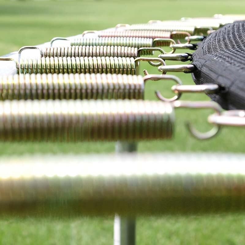Trampoline de lit de saut de Trampoline de haute qualité de 6 pieds de GSD avec l'enceinte de sécurité - 6
