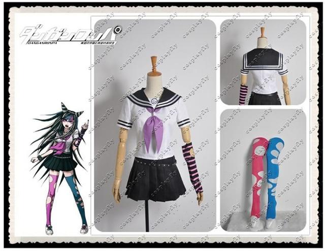 US $125 0 |Hot Selling Danganronpa 2 Dangan Ronpa Ibuki Mioda Cosplay  Costume Women For Halloween on Aliexpress com | Alibaba Group