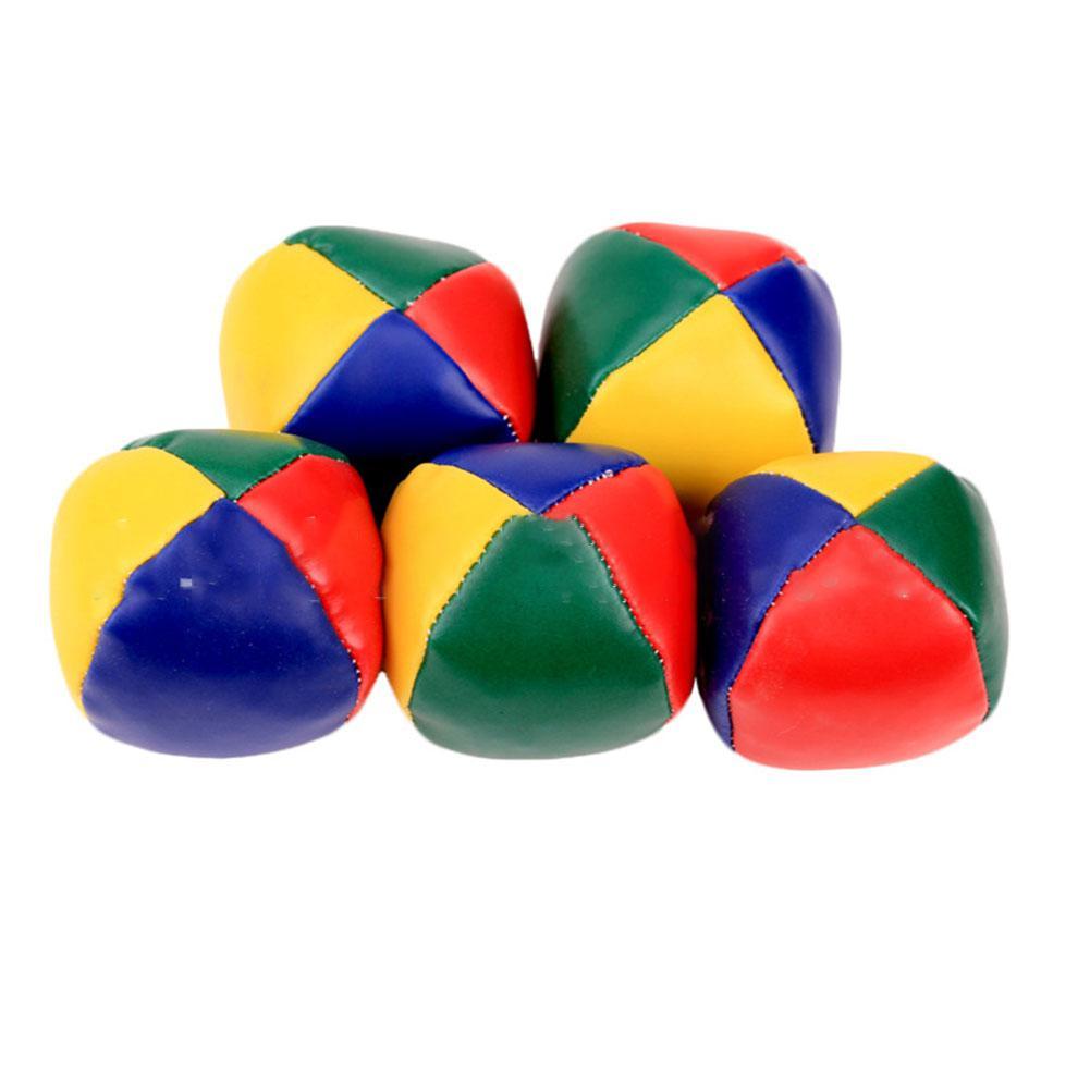 LeadingStar Juggling Ball Classic Bean Bag Juggle Magic Circus Beginner Kids Playing Toy