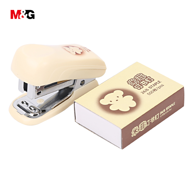 Office Equipment Business, Office & Industrial Helpful Cute Portable Stapleless Stapler Paper Binding Binder For Home Office School Hot Keep You Fit All The Time