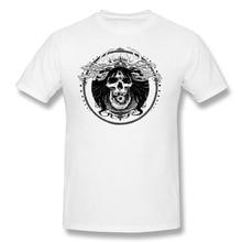 Short Sleeve Casual Skull King Men's t shirt Lowest Price 100 % Cotton t shirt for Men's
