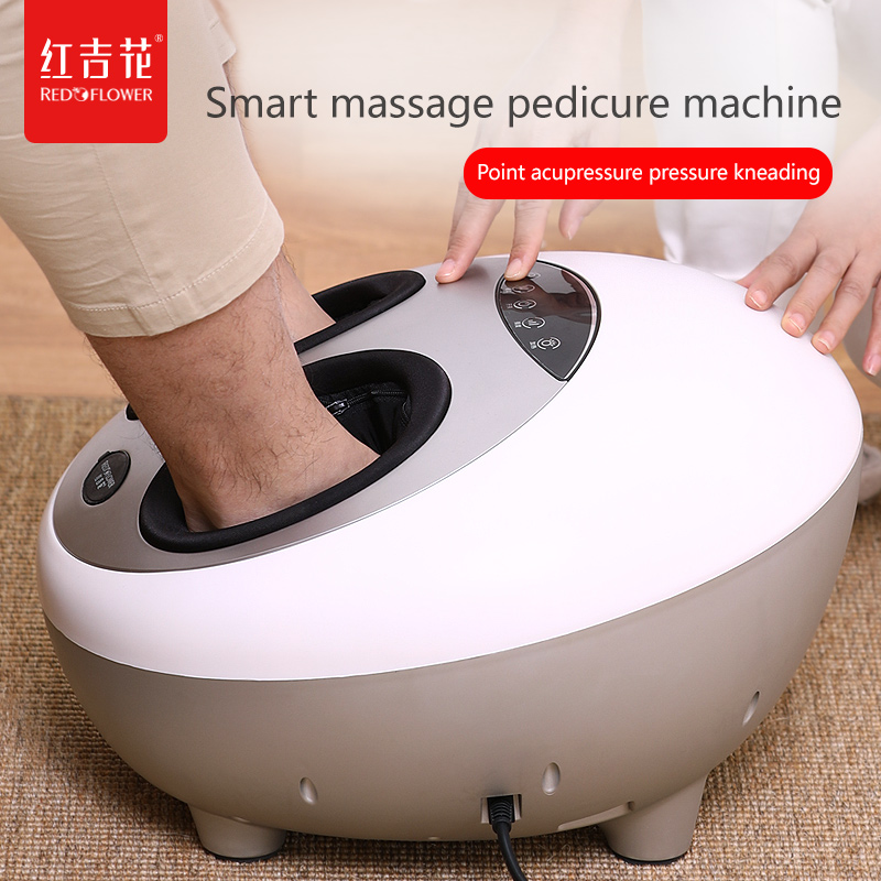 Fully Automatic Foot Shiatsu Massager Home Machine Kneading Massage Physiotherapy Health Masaj Massagem Roller Spa Massageador best selling home health products prostate enhance renal function massager thermal treatment machine peostate massager