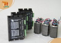 New CNC Kit 3 Axis Nema11 Stepper Motor 28BYGH501 1200g Cm 0 67A Motor Drivers 36V