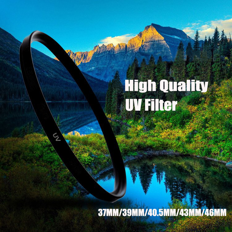 Kenko UV Filter Filtro Filtre 25mm 27mm 30mm 30.5mm 37mm 39mm 40.5mm 43mm 46mm Lente Protect DSLR Camera Accessories