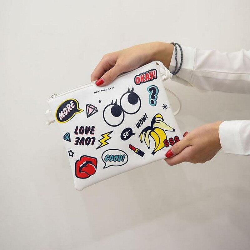 bolsas embreagens diárias meninas bolsa Marca : Excelsior