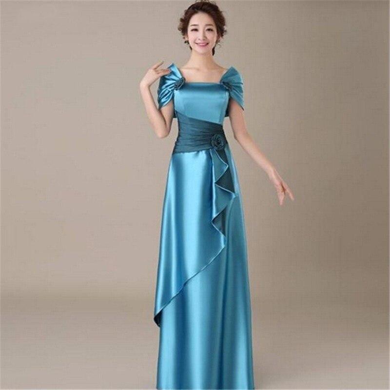 WBCTW Satin Longue Maxi Dressing 2018 Mince Solide 6XL 7XL Plus La Taille Femmes Robe Femme Nouveau Piqué Taille Haute Vintage robes