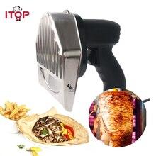 цены 0012-05 Electric Wire Kebab Slicer Shawarma Knife Doner Gyros Cutter