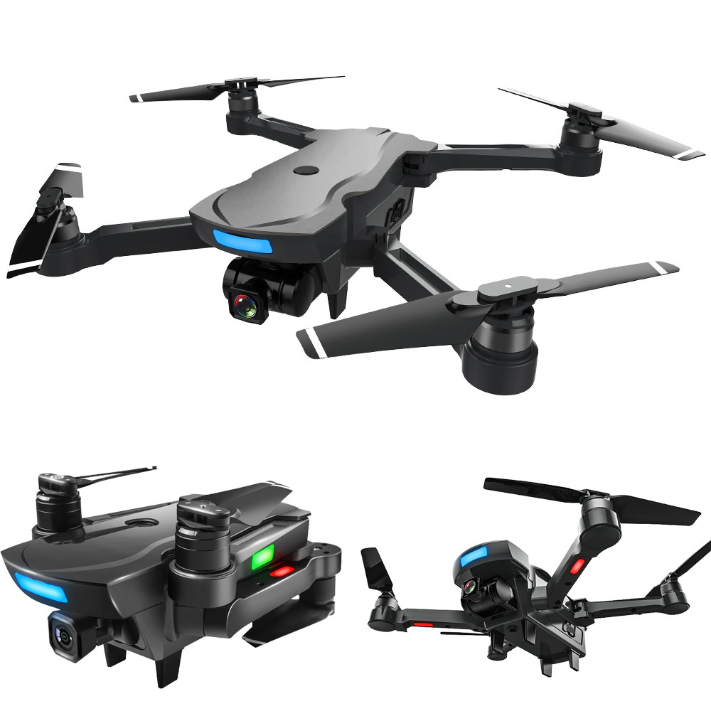 18 GPS tracking surround folding Drone 1000M Mins Brushless gesture aerial shot 1080P HD Camera WiFi FPV RC Quadcopter 31