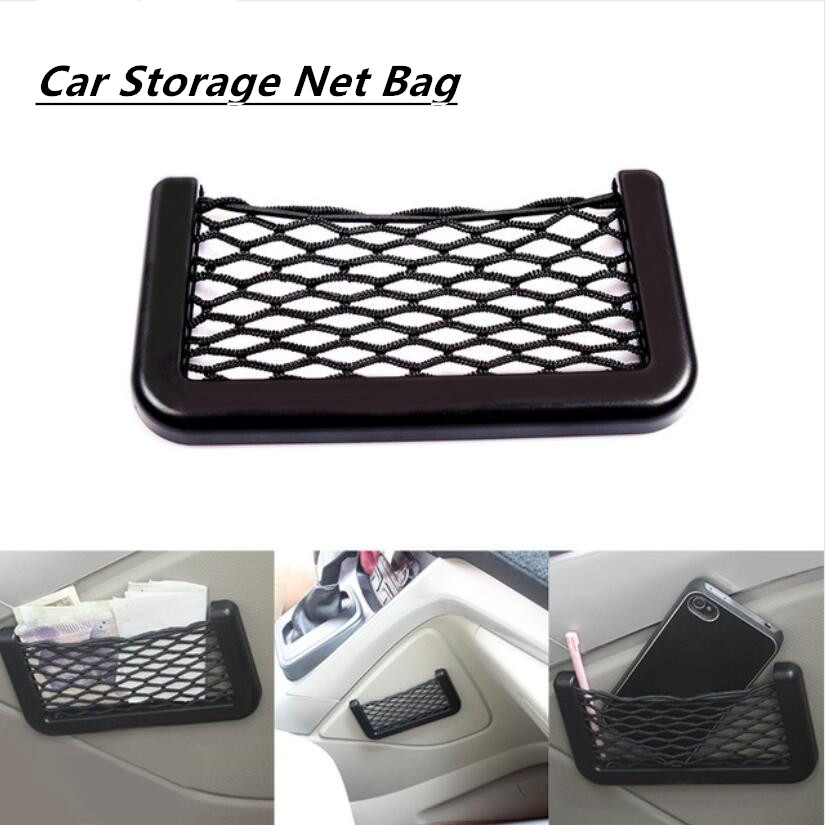 Vehicle Seat Back-to-Back Storage Net Bag for <font><b>Infiniti</b></font> <font><b>FX35</b></font> <font><b>fx37</b></font> ex25 G37 G35 G25 Q50L QX50 QX60 Q70 Q50 <font><b>QX70</b></font> Car Accessories image