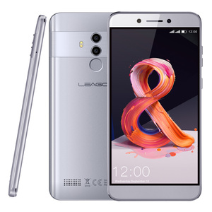 Image 2 - LEAGOO T8s נייד טלפון RAM 4 GB ROM 32 GB 5.5 אינץ FHD אנדרואיד 8.1 MT6750T אוקטה Core פנים מזהה 13MP OTG GPS Dual SIM 4G טלפונים חכמים