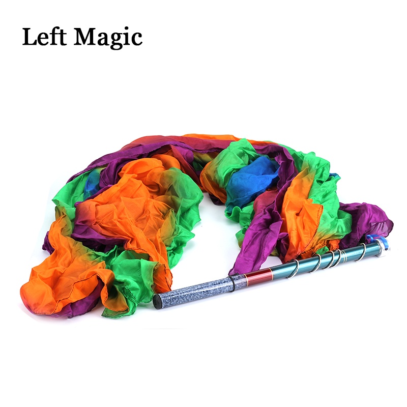 Pôle vide de haute qualité pour drapeau soie tours de magie scène magie accessoires de magicien professionnel - 3