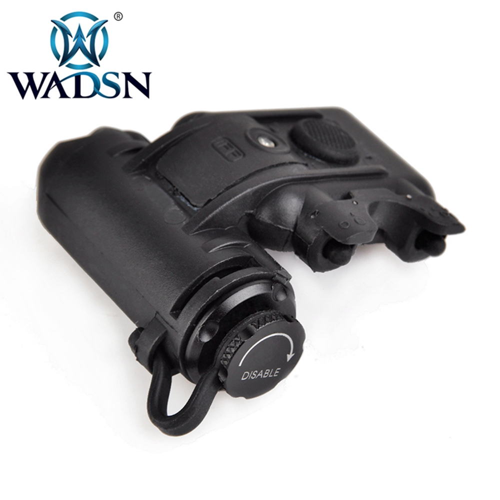 tática softair scout luz wex029 luzes da arma