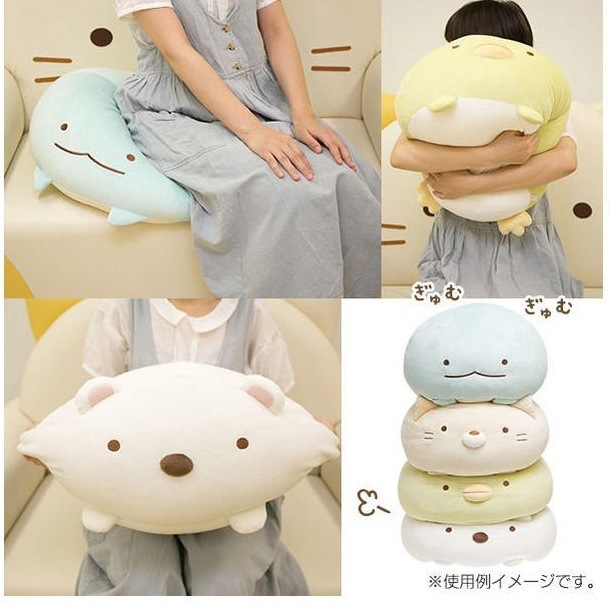 Squishy Toy Cute Animal Plush Antistress Squeeze Mochi Rising Toys Abreact Soft Sticky Squishi Stress Relief Toys Funny Gift