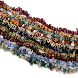 Бусины из натурального камня с кристаллом 5 8 мм, нестандартные гравийные бусины для самостоятельного изготовления ожерелий, браслетов, бижутерии, размером 16 дюймов|Бусины|   | АлиЭкспресс