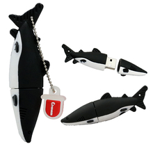 Shark Fish Dolphin USB Memory Stick Flash Pen Drive Disk