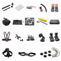 Gopro hero Accessories Set Kit 360 Wrist Strap Mount Tripod For Gopro Hero 5 4 3 2 1 SJ4000 SJCAM Xiaomi Yi h9 sony Action Cam