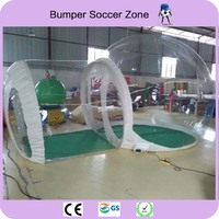Free Shipping Inflatable Camping Bubble Tent Inflatable Lawn Dome Tent Inflatable Tent Transparent Tent