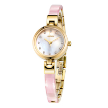 2016 New Gold watch Ladies Women fashion top famous brand quartz relogio feminino dress women s