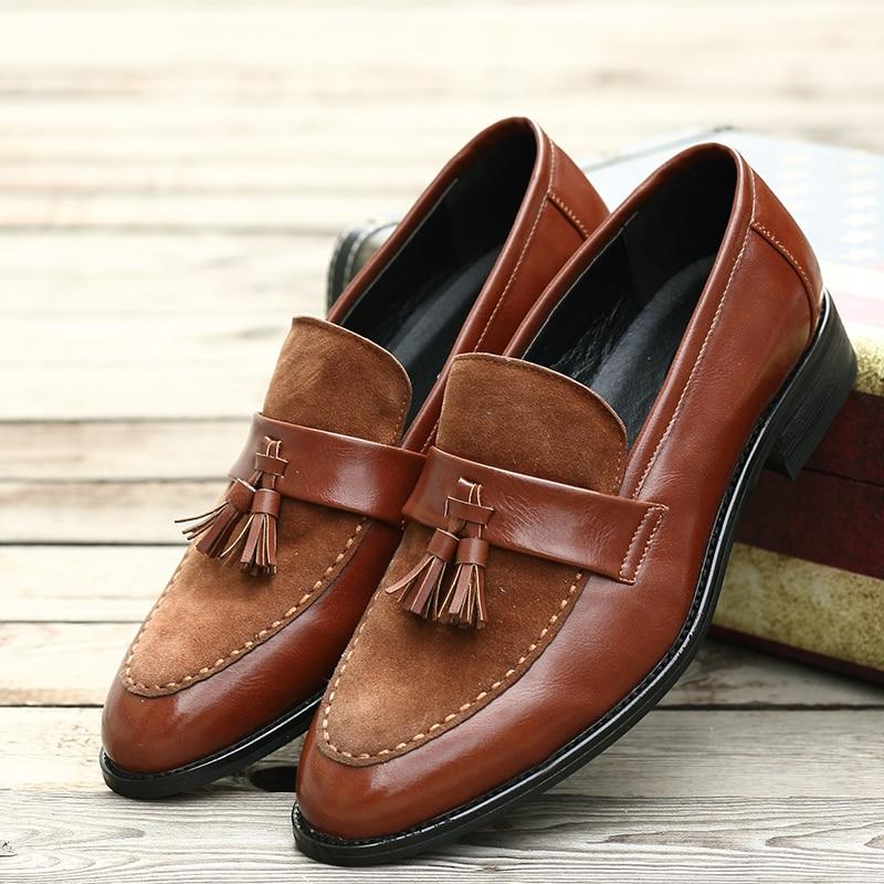 Men's Tassel Loafer Business Leisure Oxford Shoes
