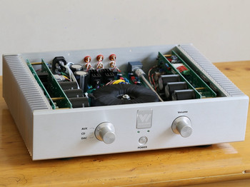 T5 fully symmetrical X-Amp design 240w*2 dual channel amplifier