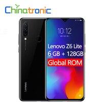 Global ROM Lenovo Z6 Lite 6GB 128GB Snapdragon 710 Android P ZUI 11 4G FDD LTE Octa-core Mobile Phone 6.3″FHD+2340×1080 4050mAh Lenovo Phones