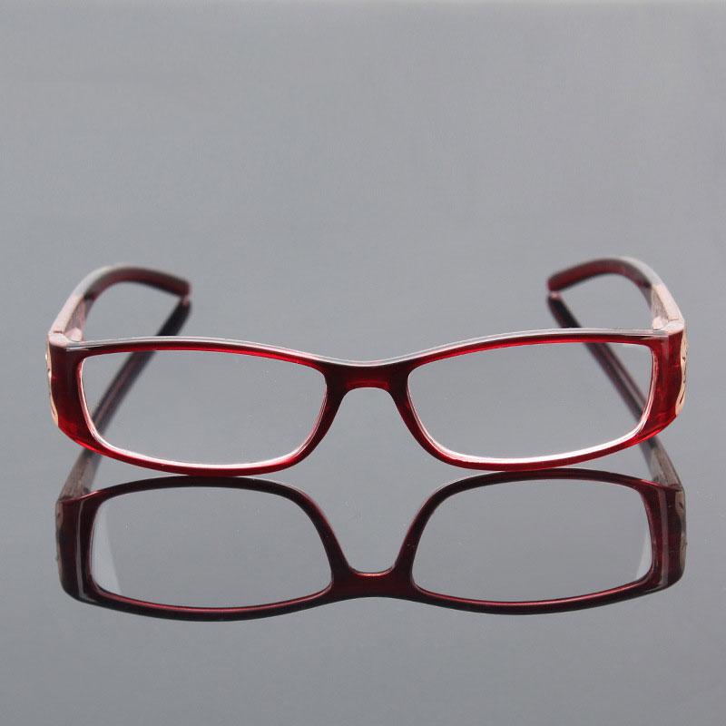 Bloemen Leesbril Strass Dames Gafas de Lectura Brilmonturen Luxe Mode - Kledingaccessoires - Foto 2