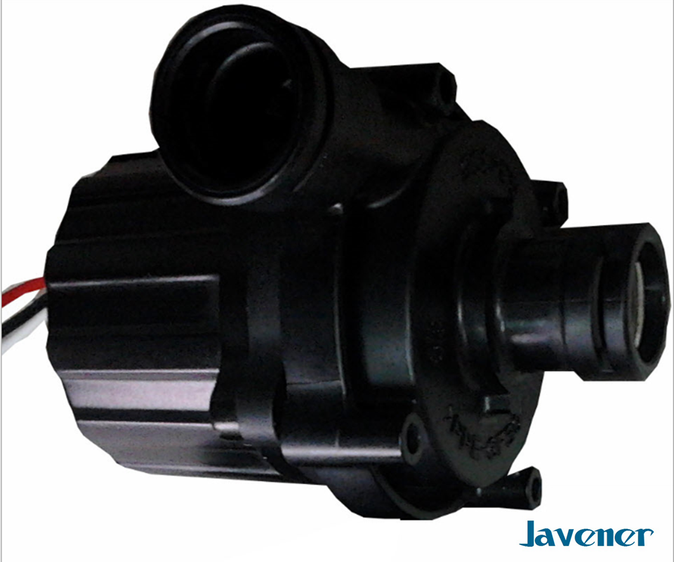 12v dc electric water pump aluminum alloy high traffic low for Dc motor water pump