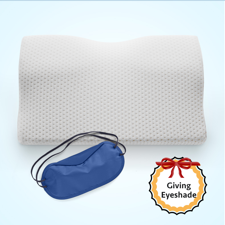 Memory Foam Bedding Pillow 50x30