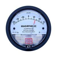 3000 PA Digatal analoge professionele schone kamer differentiële manometer gas air tafel druk met hoge precisie