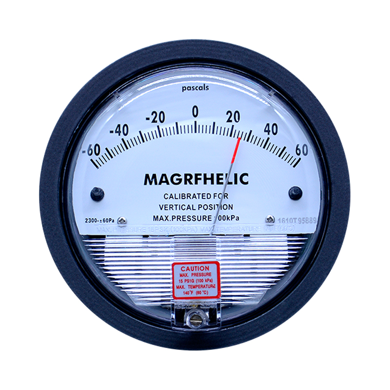 3000PA Digatal analog professional clean room differential pressure gauge Manometer gas air table pressure with high precision 4000pa professional clean room differential pressure gauge manometer gas air