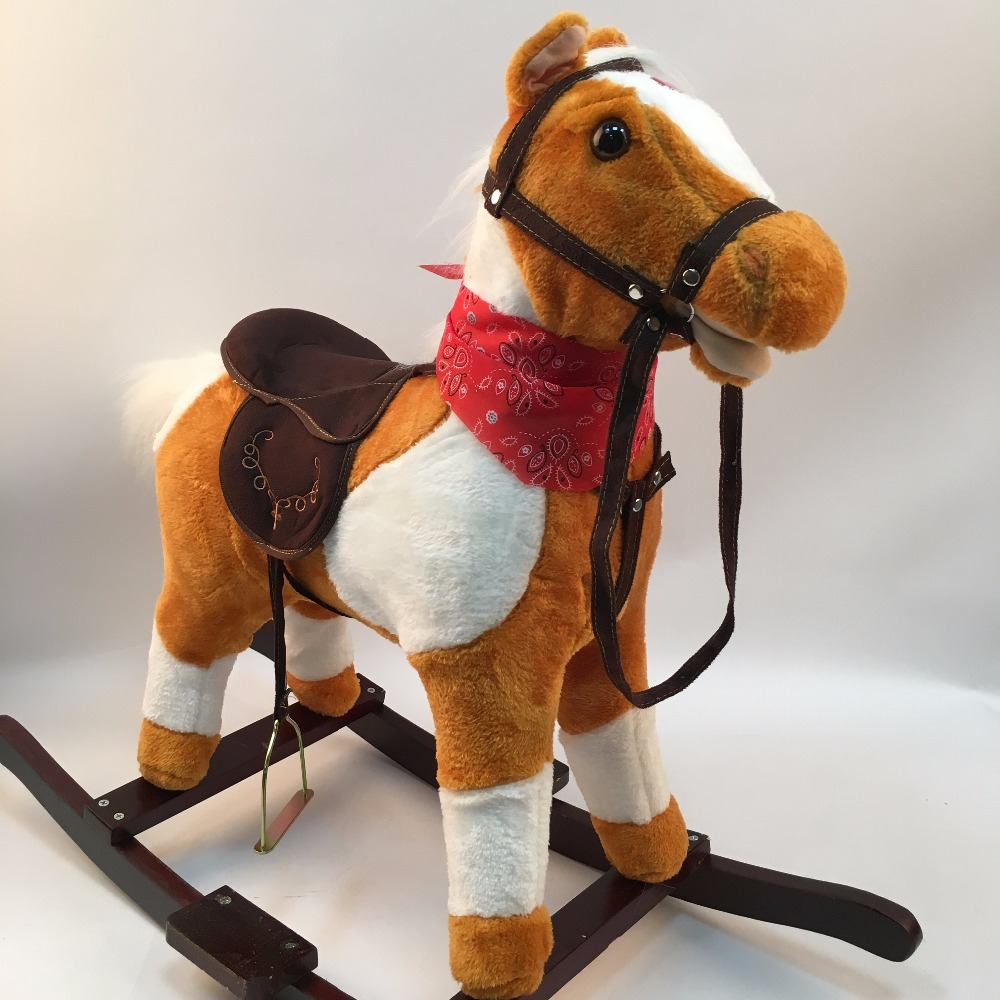 popular kids wooden rocking horsebuy cheap kids wooden rocking  - kids wooden rocking horse