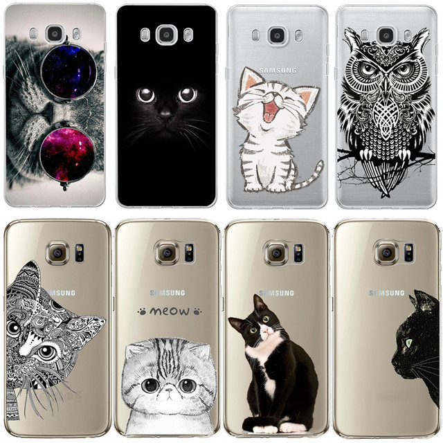Coque For iPhone X 8 4 4S 5C 5 5S SE 6 6S 7 Plus Case For Samsung Galaxy A3 A5 J3 J5 J7 2016 2017 S5 S6 S7 Edge S8 Plus Note 8