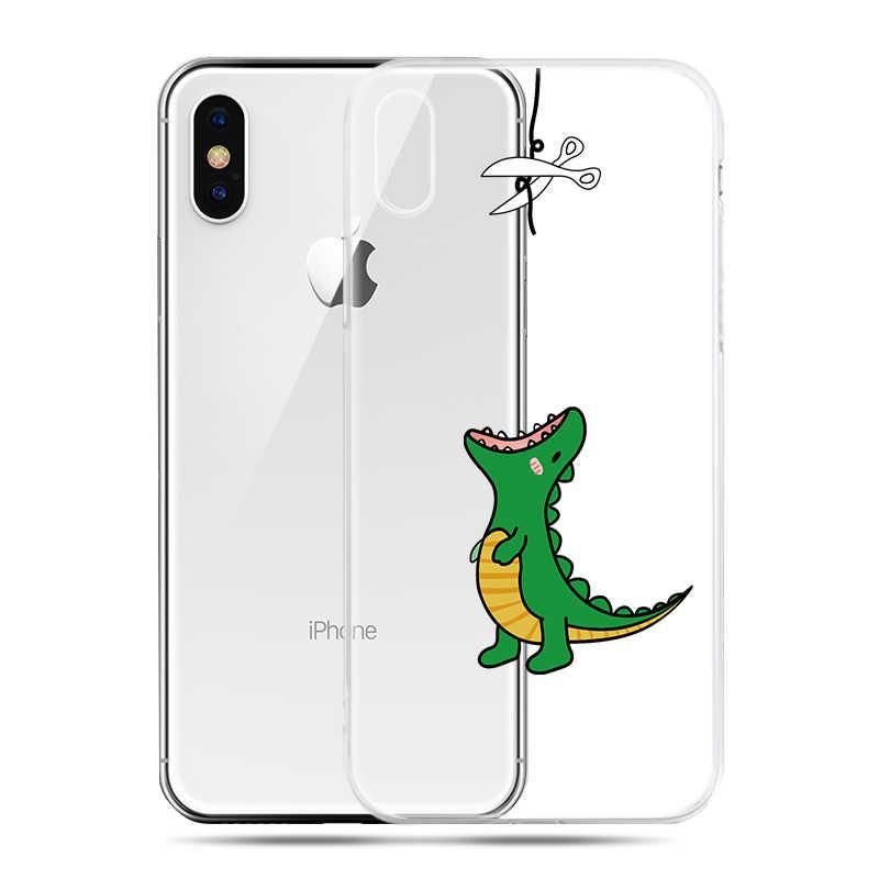 דפוס טלפון מקרה עבור iPhone XS מקסימום 7 6s 6 בתוספת 8 8 בתוספת iPhone7 iPhone8 סיליקון רך כיסוי עבור iPhone 11 10 X XR 11 Pro מקסימום