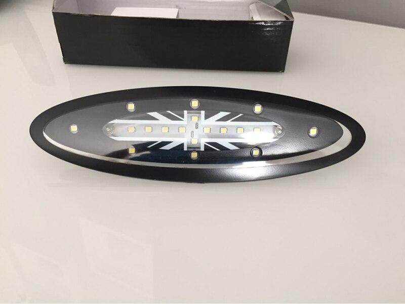 Заводская поставка для BMW MINI COOPER R56 светодиодный внутренний купольный светильник на крышу, автомобильный светильник canbus без ошибок
