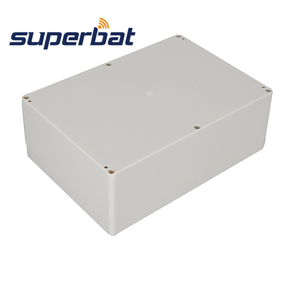 Superbat Plastic Project Box Enclosure -7.87
