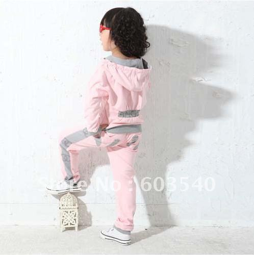 2014 hot girls sports clothes baby sports clothing