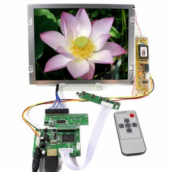 HDMI LCD Controller Board With AA084VC03 8.4inch 640x480 LCD Screen